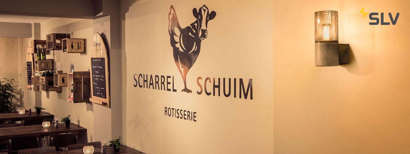 Rotisserie Scharrel en Schuim, Venlo