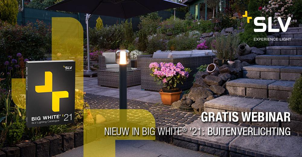 Nieuw BIG WHITE '21: buitenverlichting