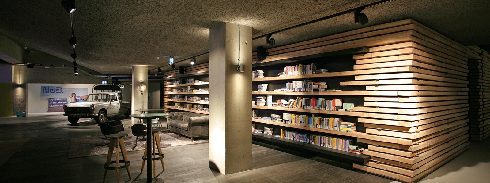 HuB.Bibliotheek, Kerkrade