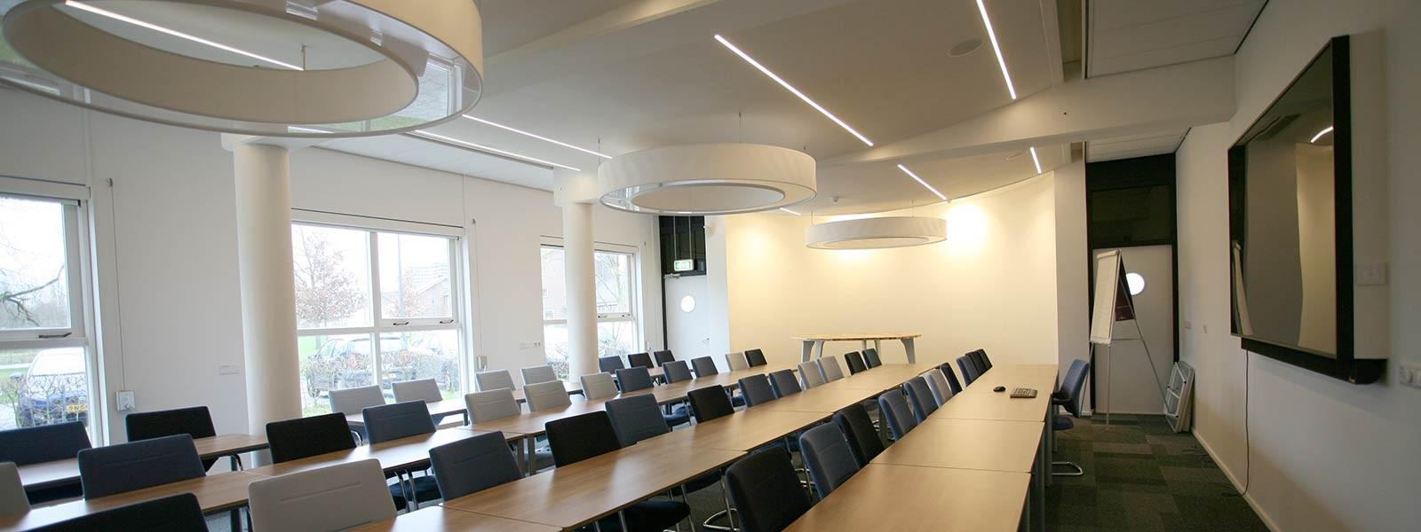Vergader- en presentatiezaal