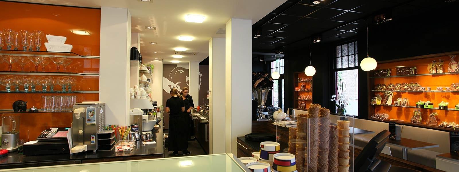 Rembrandt IJssalon Chocolaterie, Boxmeer
