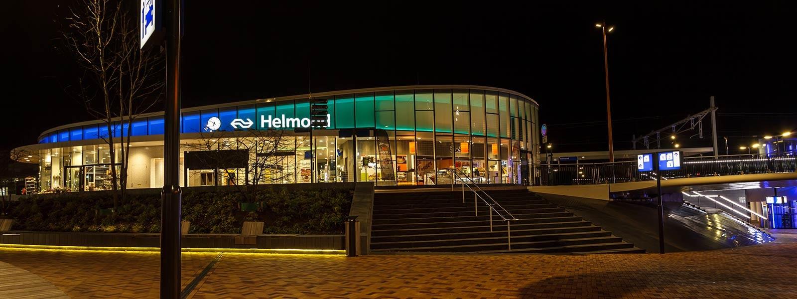 NS station, Helmond