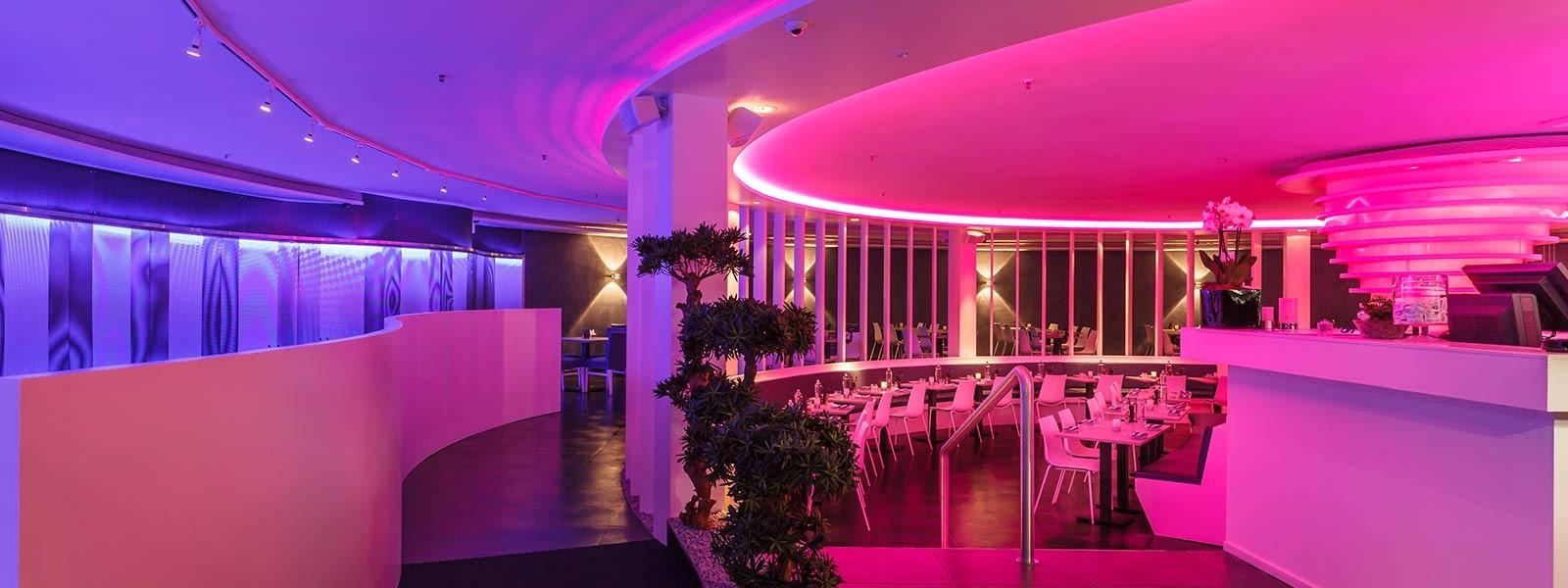 Shiki Sushi en Lounge, Rotterdam