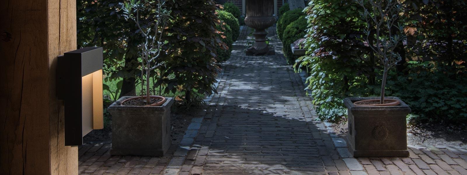 Tuinprojecten, Huizen