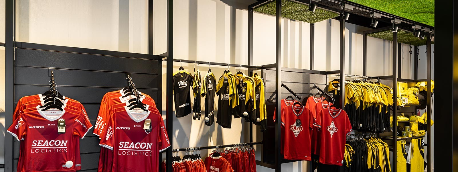 VVV-Venlo fanshop en spelershome, Venlo